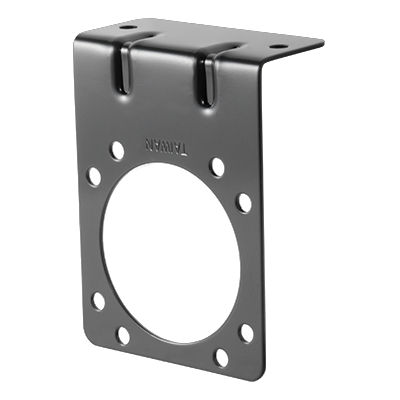 Connector Mounting Brackets - Brackets and Dust Covers - CURT
