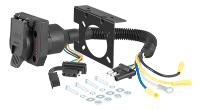 Dual-Output Electrical Adapters