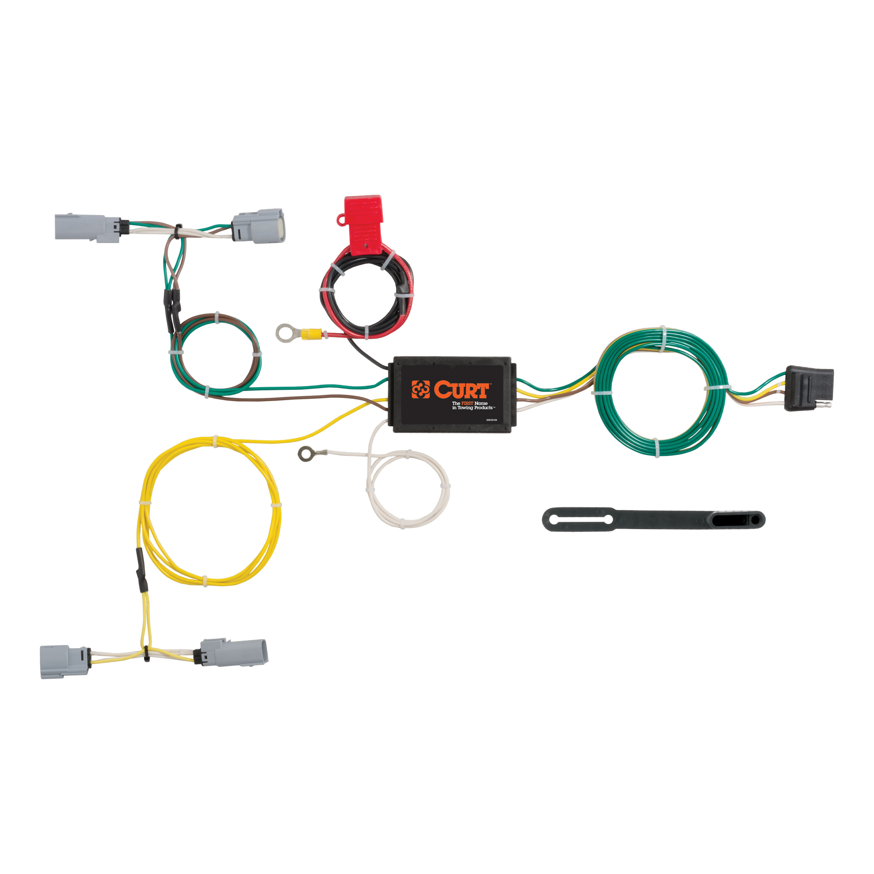 All Products For 2018 Dodge Challenger Trailer Tow Wiring Harness Custom 4 Way Flat Output 56230