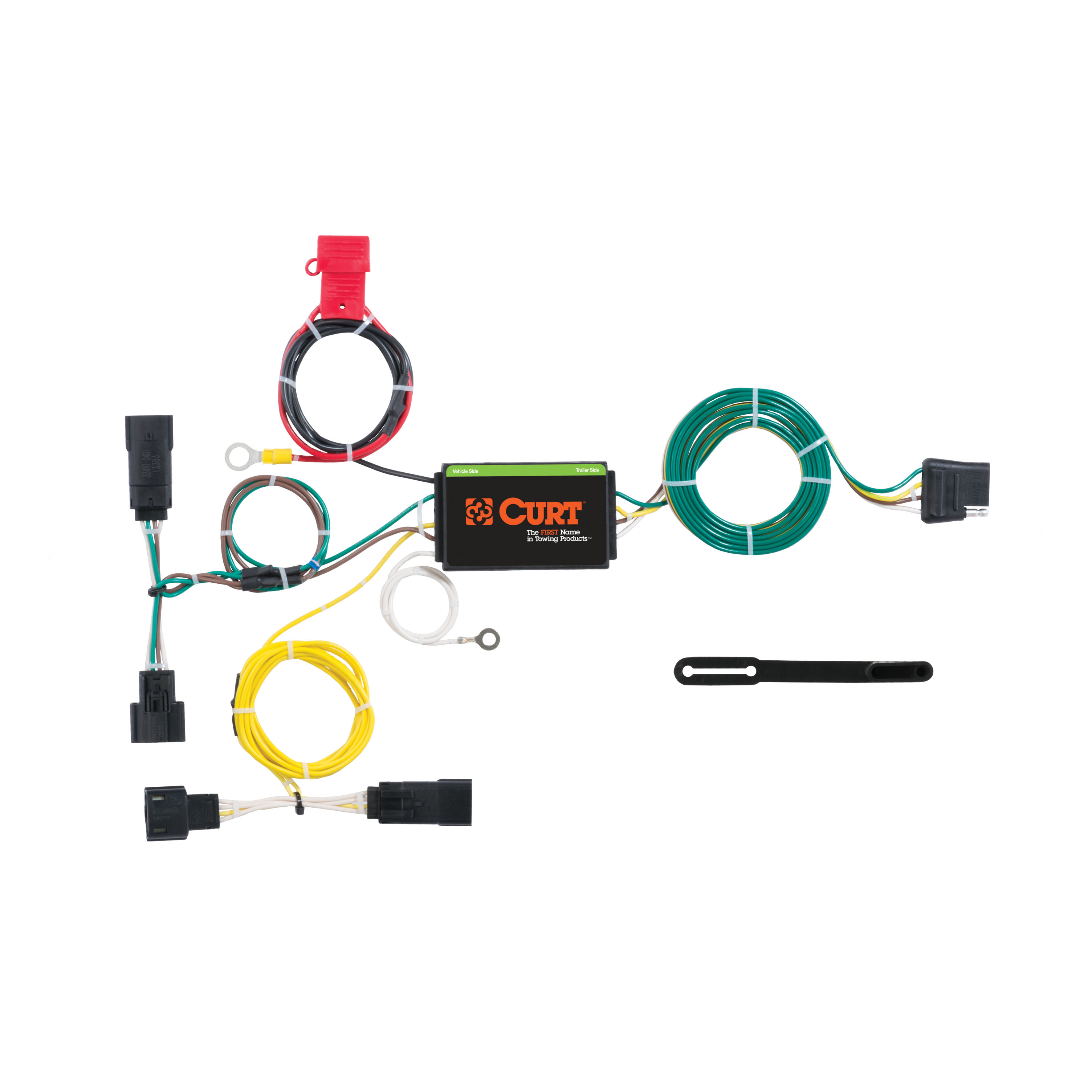 All Products For 2018 Dodge Charger 5th Wheel Wiring Harness Custom 4 Way Flat Output 56234
