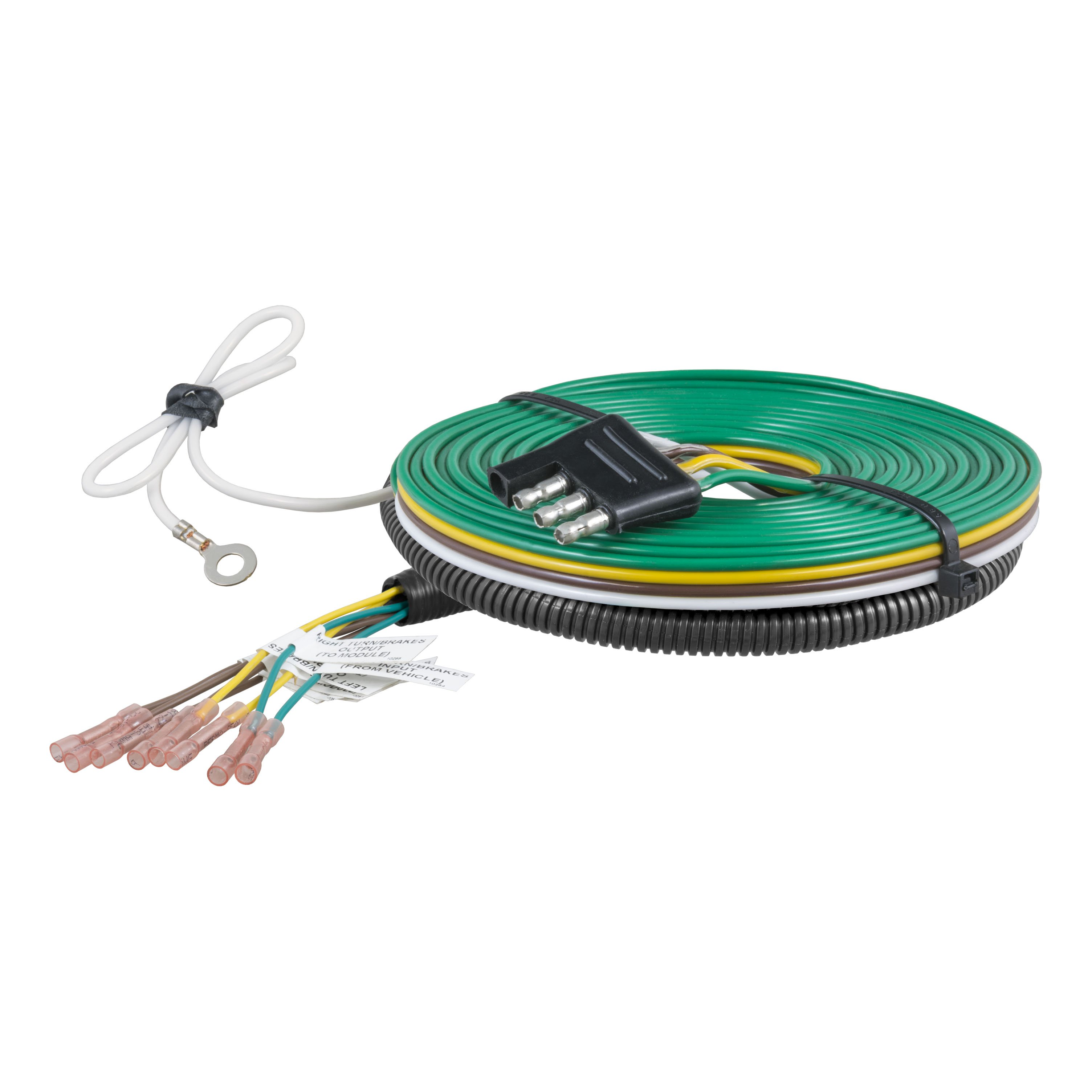 All Products For 2009 Chevrolet Silverado 1500 Tow Vehicle Wiring Harness Custom Towed Rv 58923