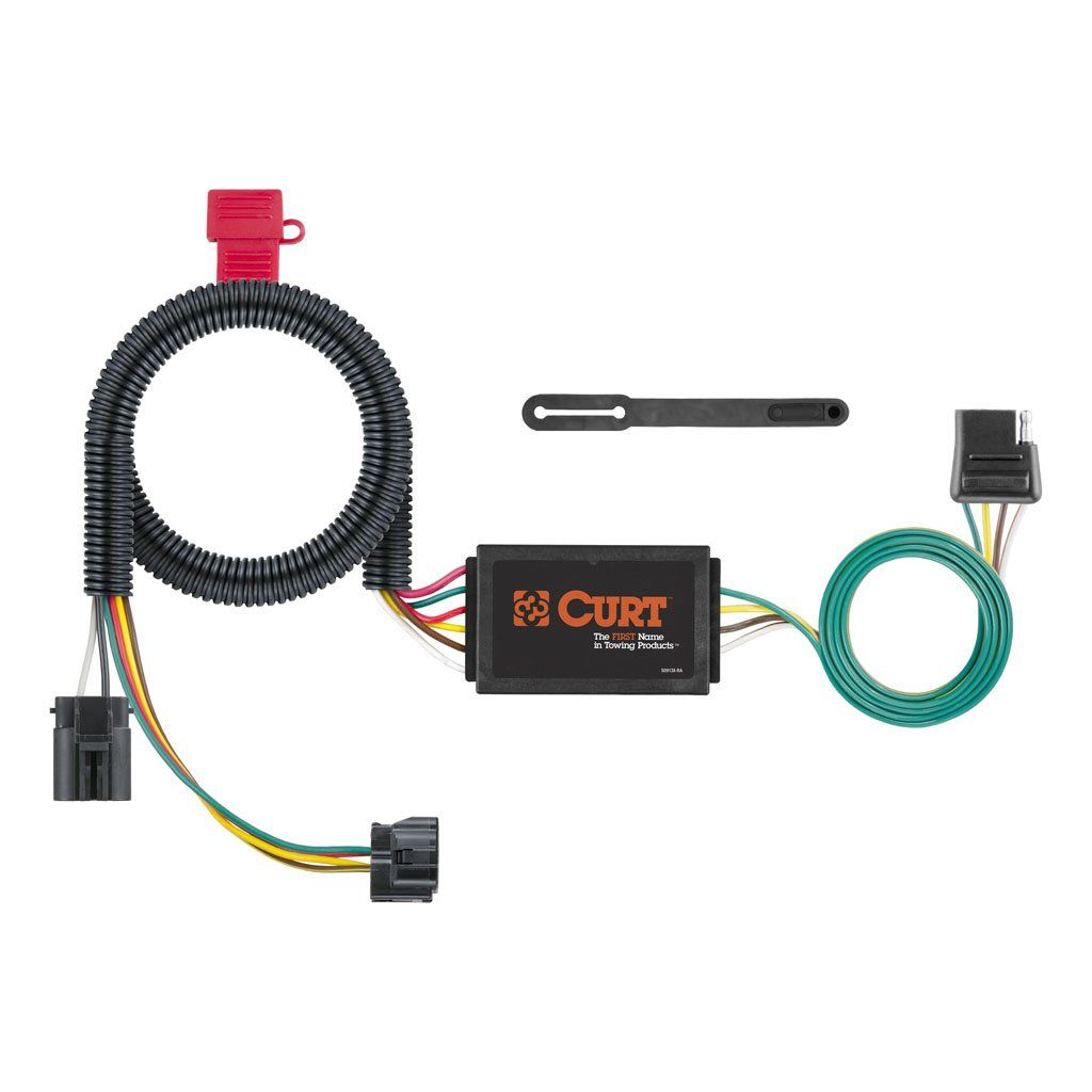 Custom Wiring Harness Sku 56151 For 53 06 By Curt Manufacturing