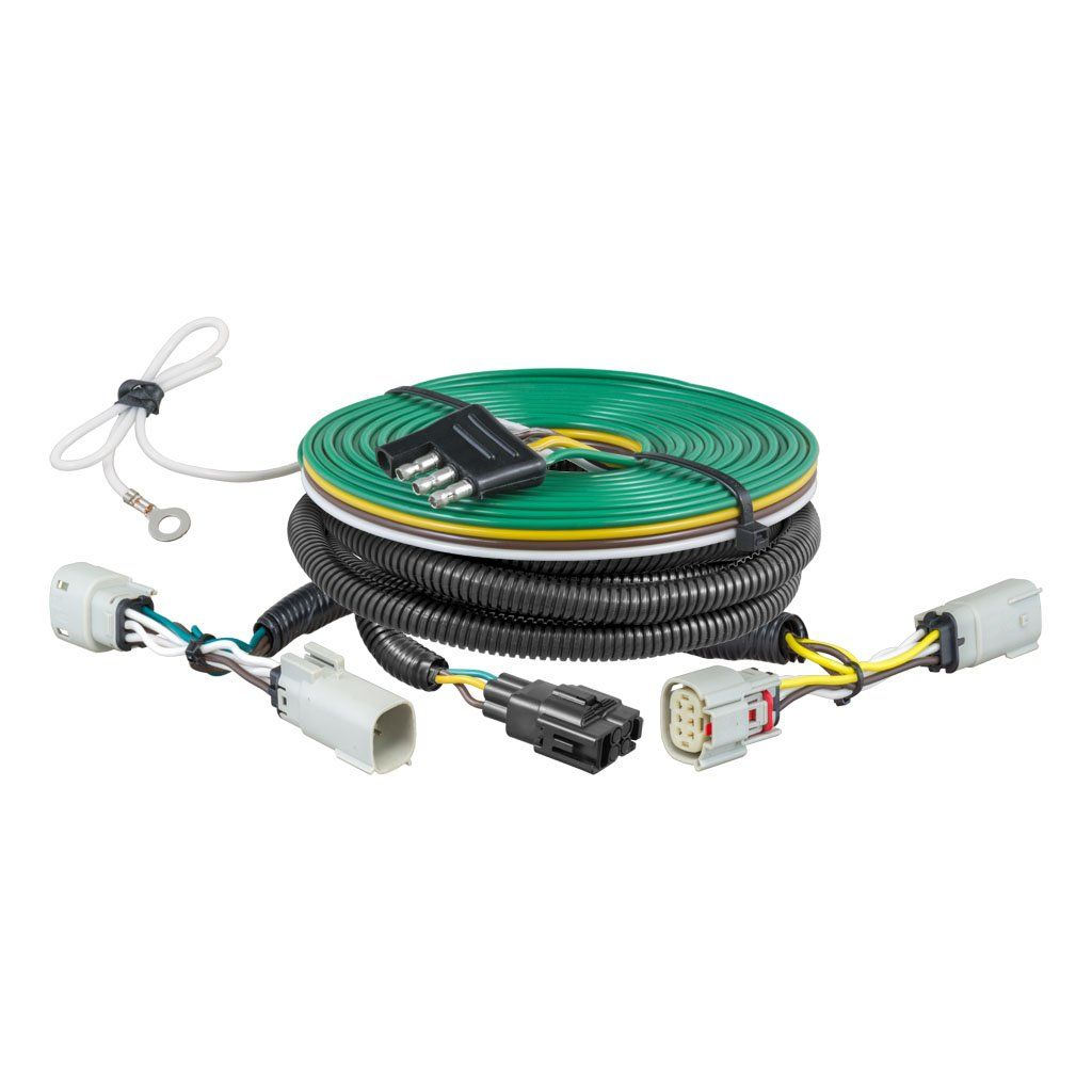 Custom Towed-Vehicle RV Wiring Harness, Select Acura MDX   Acura Mdx Wire Harness      CURT Manufacturing