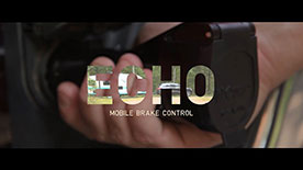 Echo® Mobile Trailer Brake Controller Video