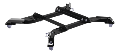 OEM Puck System 5th Wheel Legs and Silders