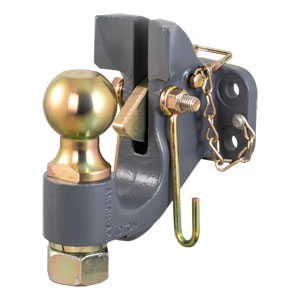 Ball and Pintle Hook
