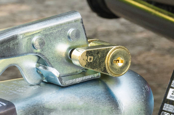 Best Trailer Lock on a Budget - 23022