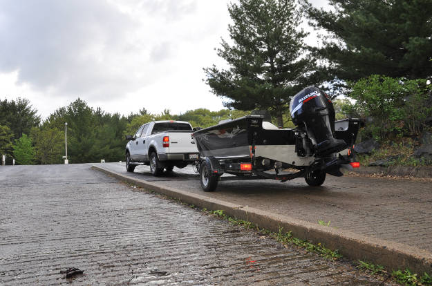 Boat Trailer Towing Guide CURT