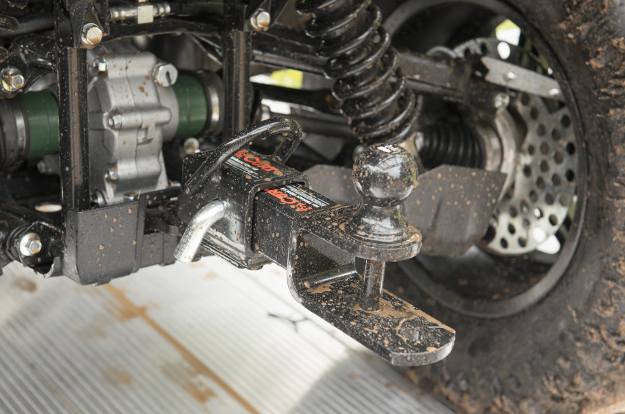 CURT ATV Hitch Towing Kit