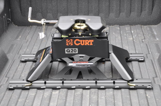 CURT 5th Wheel to Gooseneck Adapter Hitch