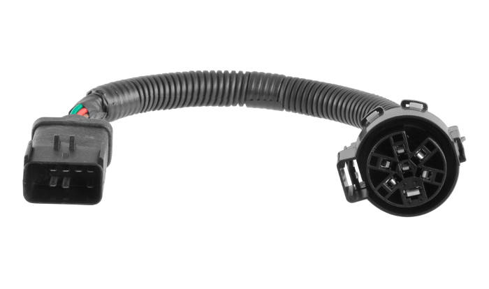 CURT Dodge Factory Wiring Adapter USCAR - 57300