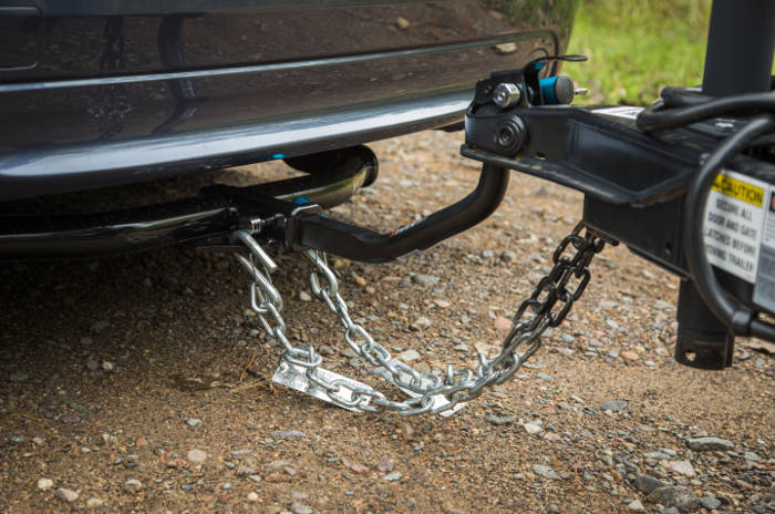 CURT Trailer Safety Chains Towing