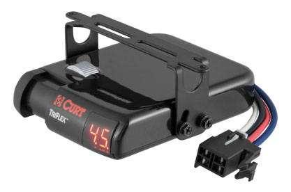 CURT TriFlex Proportional Brake Controller - 51140