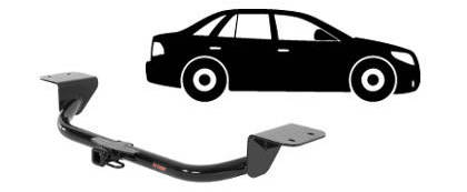 Class 1 Hitch for Car