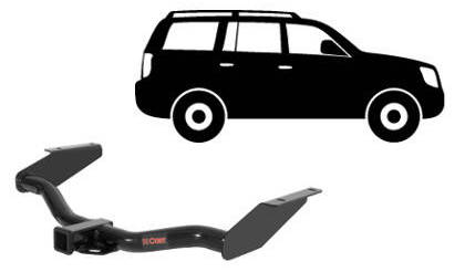 Class 3 Hitch for SUV