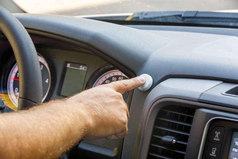 Echo Brake Controller Manual Override Button