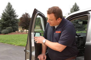 Find GVWR and Towing Capacity on Door Jamb