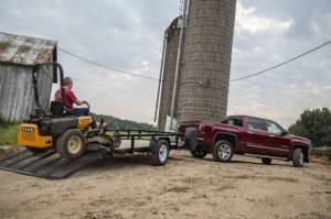 Flatbed Farm Truck What is GVWR Trailer