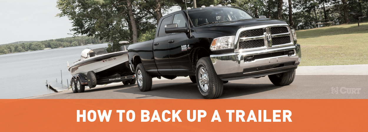 How to Backup a Trailer Guide - CURT