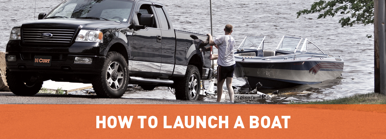 How to Launch a Boat Guide