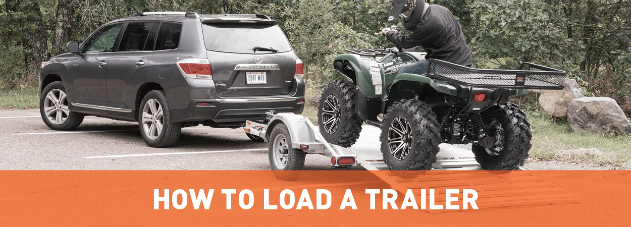 How to Load a Trailer Guide - CURT