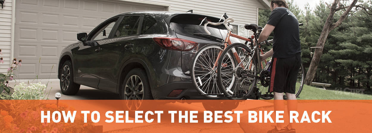 How to Select the Best Bike Rack - CURT