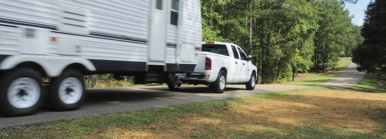 Pulling a Travel Trailer for the First Time - CURT Towing 101