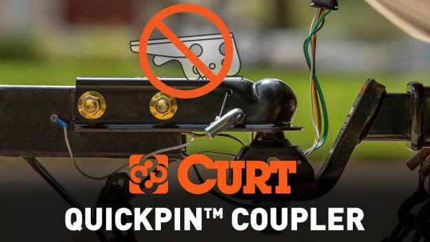 QuickPin No-Latch Coupler