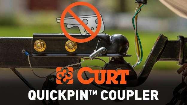 QuickPin No-Latch Coupler