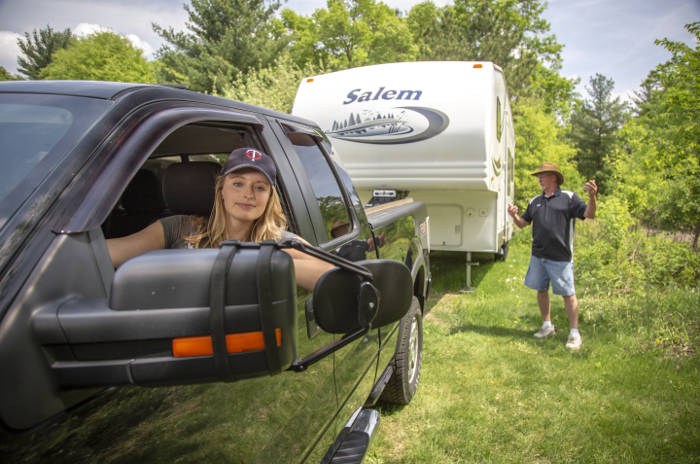 Shorter 5th Wheel Trailers Are Easier to Manage