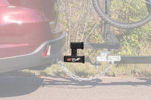 Specialized Dual Receiver Ball Mount