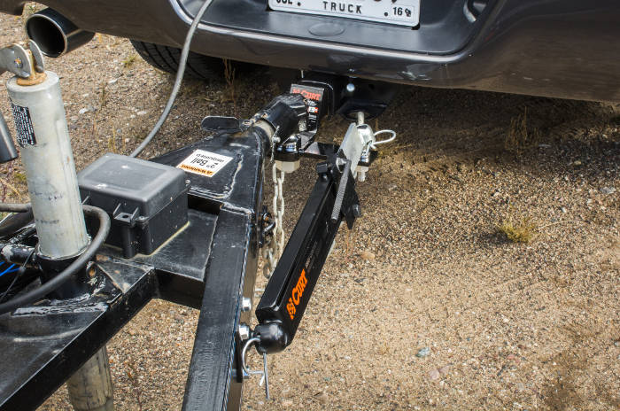 Sway Control Towing Stabilizer