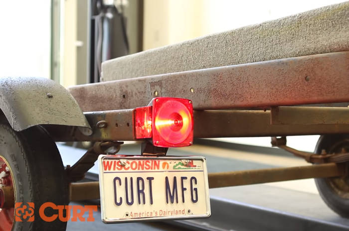 Test Trailer Wiring and Lights