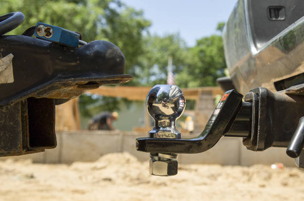 Trailer Hitch Ball Capacity