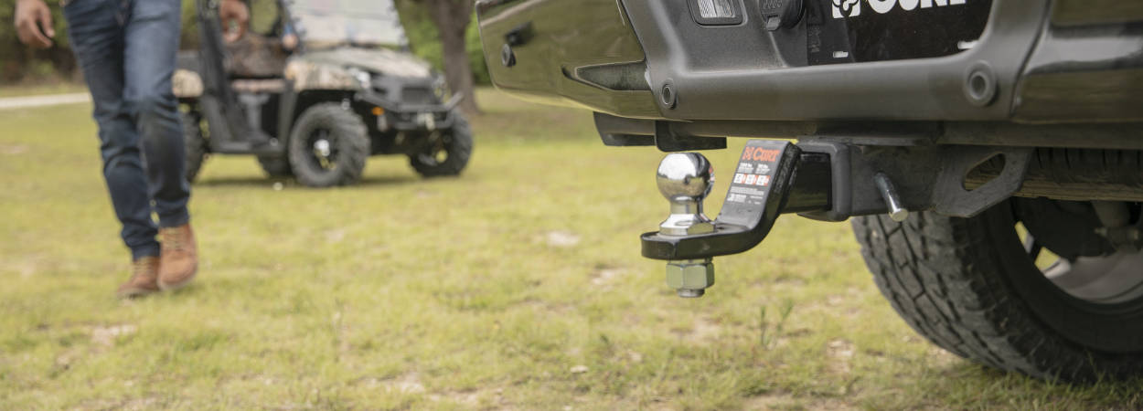 What Is a Ball Mount